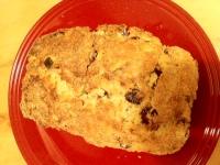 Cranberry-Almond Irish Soda Bread