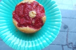7 Ingredients Strawberry Maple Muffin
