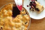 Sjoblom Blueberry Best Pie