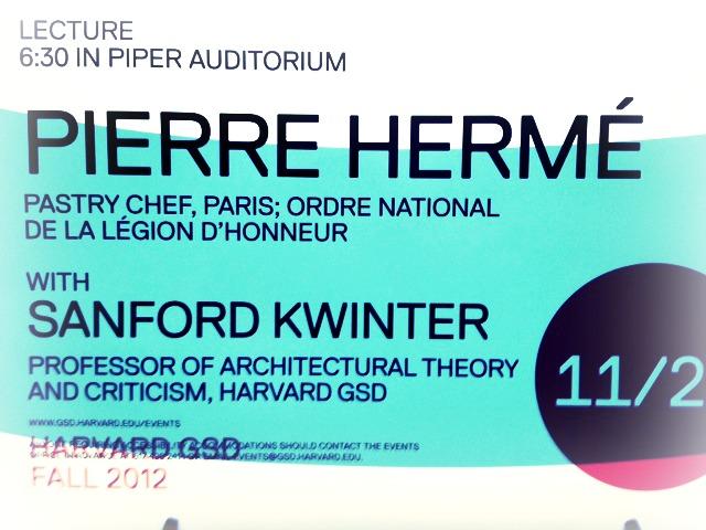Merci Bcp World's Famous MonsieurHermé!